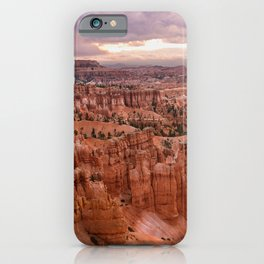 Sunset Point 6173 - Bryce_Canyon_National_Park, UT iPhone Case