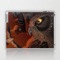 solar owls mars  Laptop & iPad Skin