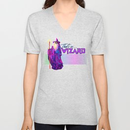 That's So Wizard Unisex V-Neck