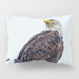 Bemidji Eagle I Pillow Sham