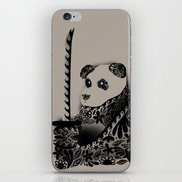 Yakuza Panda iPhone Skin