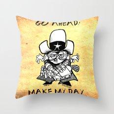 WHIZ KIDS - PRINT V1 Throw Pillow