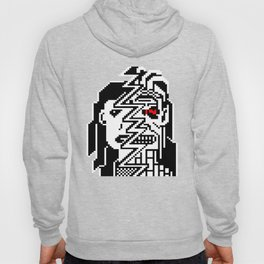 Teletext Monster Girl Hoody