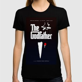 The Godfather, 1972 (Minimalist Movie Poster) T-shirt