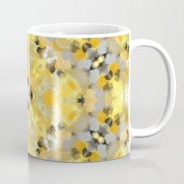 Orange and Yellow Kaleidoscope 3 Coffee Mug