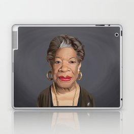 Celebrity Sunday ~ Maya Angelou Laptop & iPad Skin