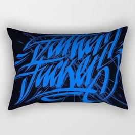 Father Fuckers Rectangular Pillow