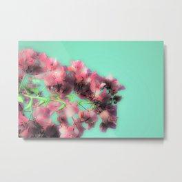 flowers full of light III Metal Print