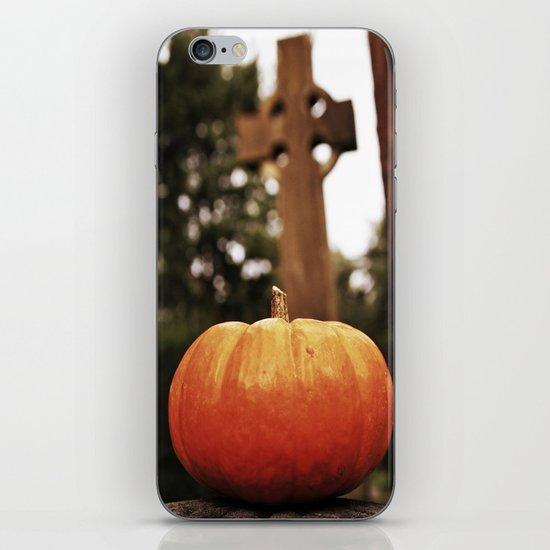 October spirit iPhone & iPod Skin