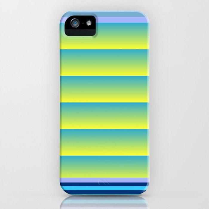 Gradient Fades v.3 iPhone Case