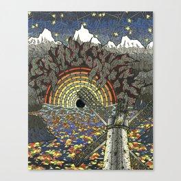 CHINACAT GENERATOR Canvas Print