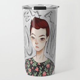 Goner. by Ane Teruel Travel Mug