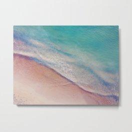 Pastel ocean II Metal Print