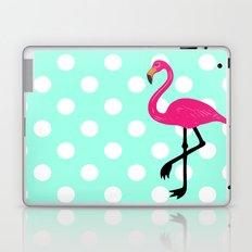 Dotty the Flamingo Laptop & iPad Skin
