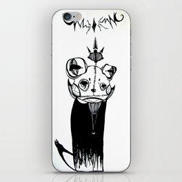 Nightbear iPhone Skin