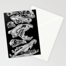 Carnivores Stationery Cards