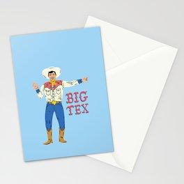 BIG TEX Stationery Cards