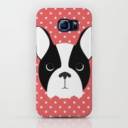 Dog - Boston Terrier iPhone Case