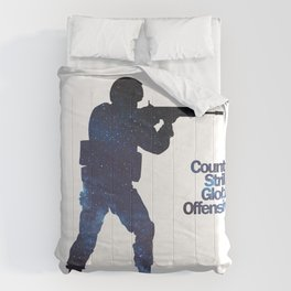 Space Army - Counter Strike Comforters