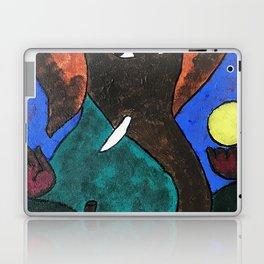 Ganesha in acrylic Laptop & iPad Skin