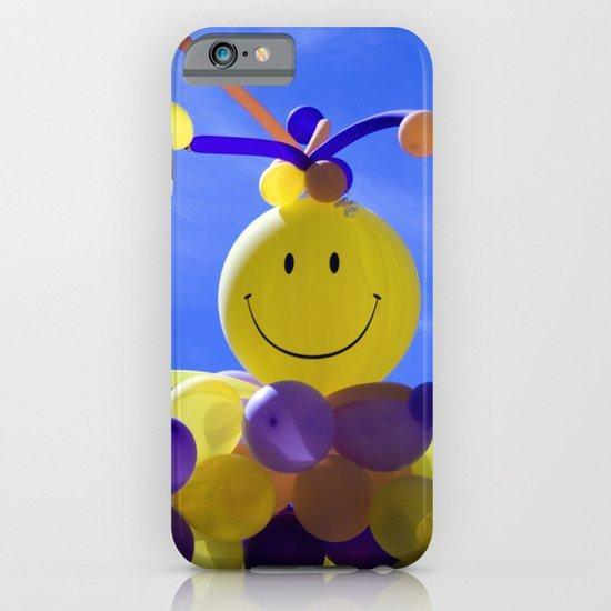 Balloon Man iPhone & iPod Case
