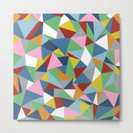Abstraction #7 Metal Print