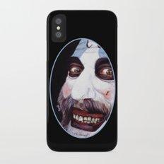 Captain Spaulding iPhone X Slim Case