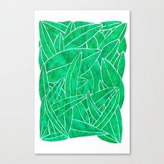 SUMMER 2017 - JUNGLE Canvas Print