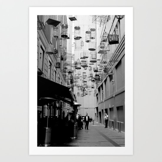 City Recital Hall, Sydney Art Print