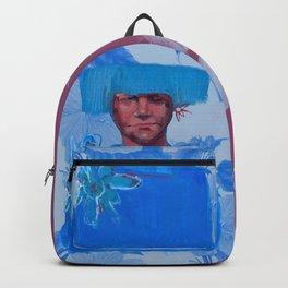 Lichtblauw Backpack