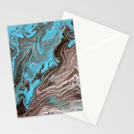 Back in the Blue Bayou Stationery Cards