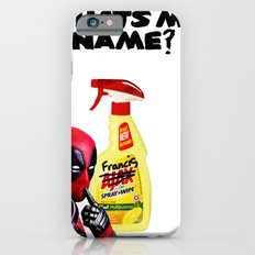 Whats my Name? iPhone 6s Slim Case