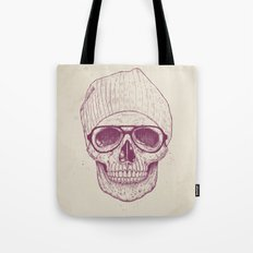 Cool skull Tote Bag