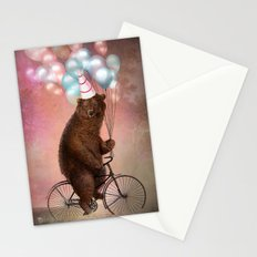 Birthday Bear Stationery Cards