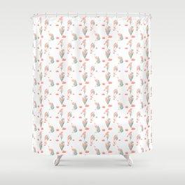 Miami Dream Machine Shower Curtain