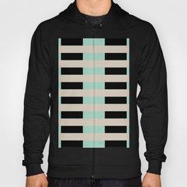 Tan Black Mint Checkerboard Hoody
