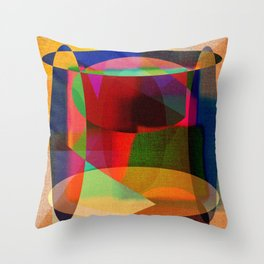 Art - Abstract  - Deko Throw Pillow
