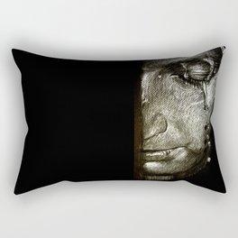 Repentance Rectangular Pillow