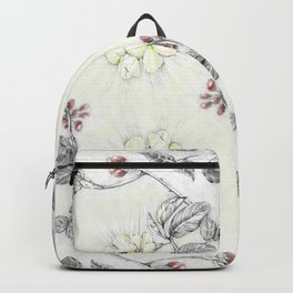 Pequi Flower Backpack