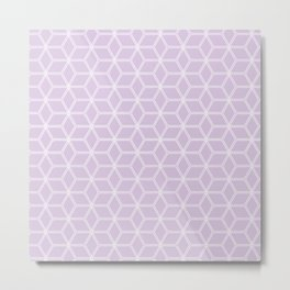 Hive Mind Light Purple #216 Metal Print