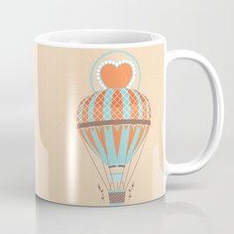 Hot Air Balloon of Love... Coffee Mug