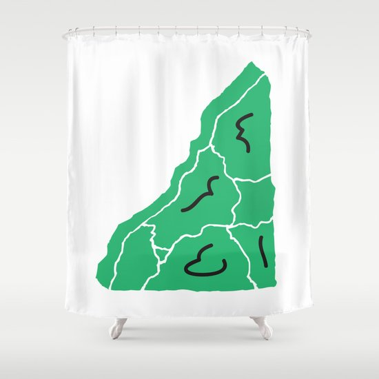 Cornerstone Shower Curtain