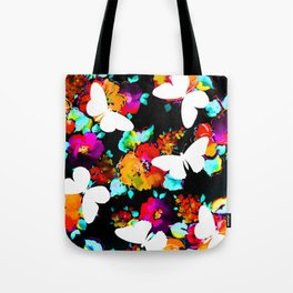 Thinking Spring Tote Bag