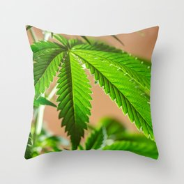 Cloned Throw Pillow