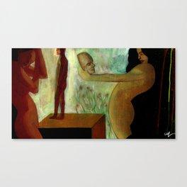 Enduring Sounds Canvas Print