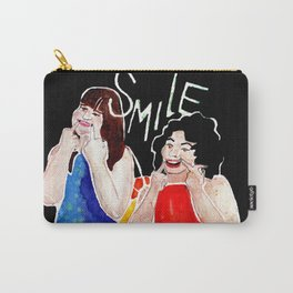 (Broad City) SMILE Carry-All Pouch