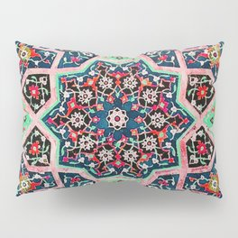 V16 Special Colored Traditional Moroccan Design. Pillow Sham