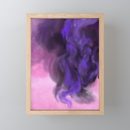 Magic Ink Framed Mini Art Print