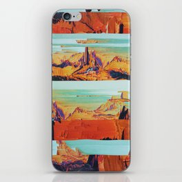MÑTQM iPhone Skin