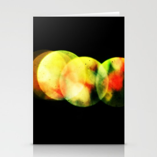 Bob Marley's Taillights Stationery Cards